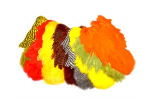 FF Soft Hackle Patch